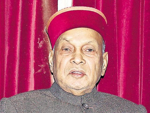The state anti-corruption and vigilance bureau's move to approach the Punjab government apparently came in the wake of probe into Dhumal's properties ordered by the Virbhadra Singh government.
