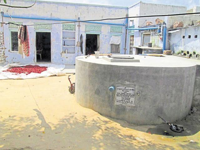 This Rajasthan Hamlet Leads In Rainwater Harvesting