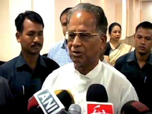 Tarun Gogoi,Assam polls,Election Commission