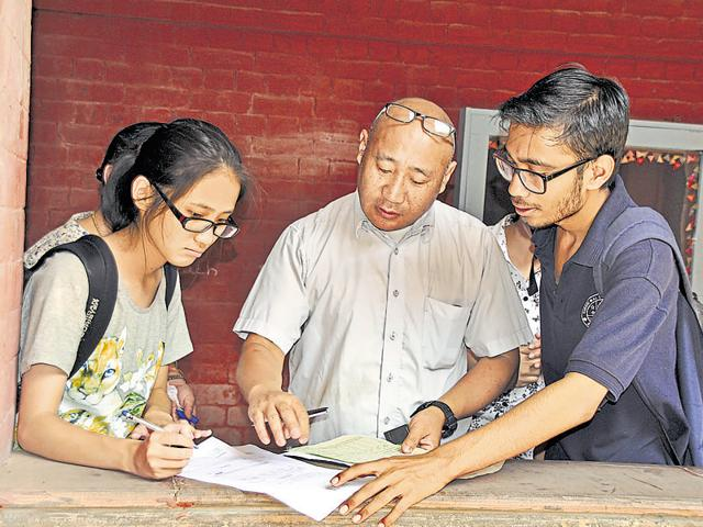 DU is likely to stop deducting 10 marks from the aggregate scores of applicants who have studied subjects that have practical component of more than 30%.