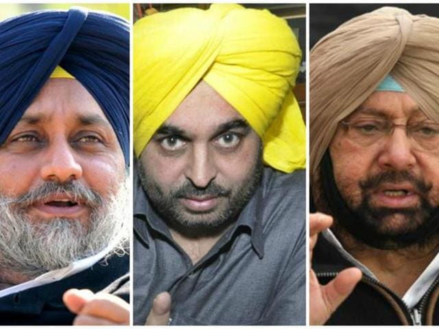 Talwandi Sabo will be another religio-political stage for all three contenders for power in Punjab to test their might, at varying levels.