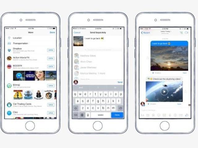 Facebook Messenger,Facebook,Mark Zuckerberg