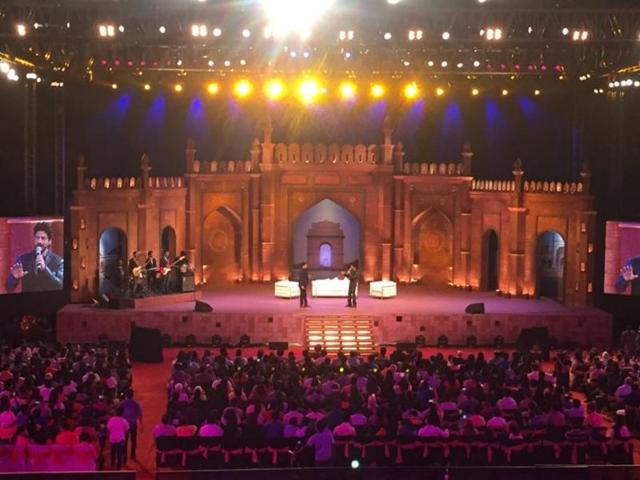 The Kapil Sharma Show: Shah Rukh Khan shoots for the special episode