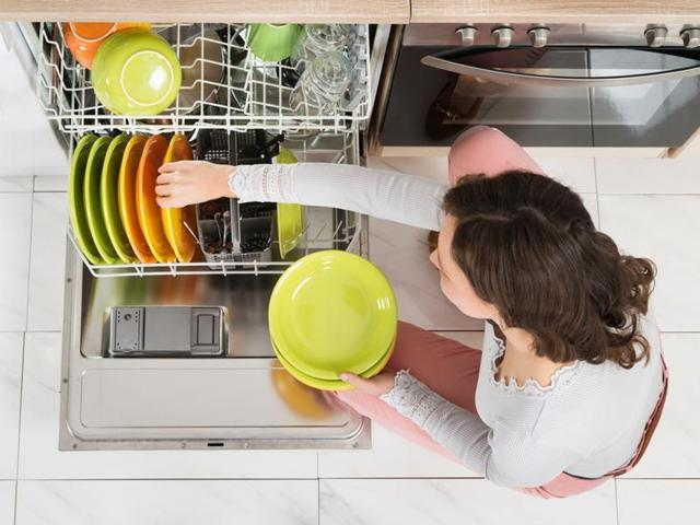 Use pullout drawers of different heights and partitions for stacking different items. Accessories such as cutlery drawers, pots and pan pullouts and grain trolleys come in handy.