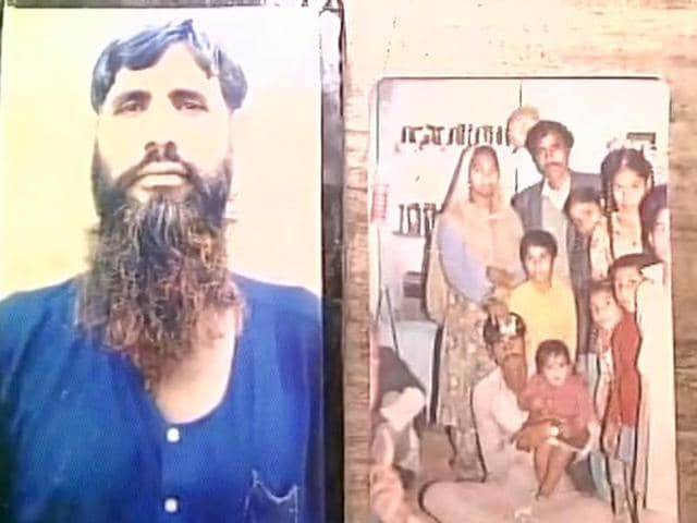Indian prisoner found dead