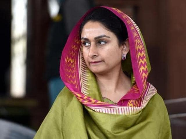 During her ongoing visit in Mansa, the minister has repeatedly criticised Delhi chief minister Arvind Kejriwal for his doublespeak on the SYL issue.