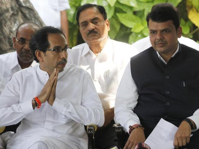 BR Ambedkar,Bal Thackeray,Maharashtra