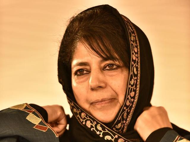 This is the first time Mehbooba is holding an administrative post in the state or at the national level, as so far she had limited herself to party work.