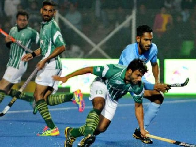 India recorded their biggest win over Pakistan since the 2010 Commonwealth Games.