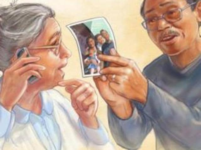 Beyond the memory loss that characterizes the disease, researchers from the University of Montreal's geriatric institute in Canada have found that the inability to recognize familiar people could be linked to a loss in visual face perception.