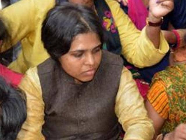 Bhoomata Ranragini activist Trupti Desai had entered Shani Shingnapur temple last week.