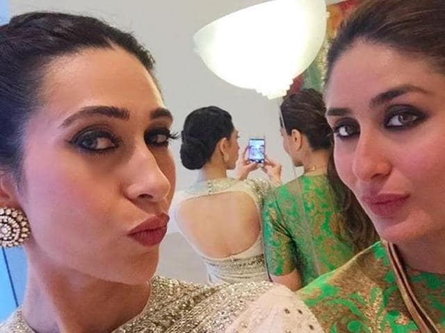 """It is such a personal thing. Both Karisma and I haven't spoken about it at all,"" says Kareena Kapoor Khan, about her sister's private life."