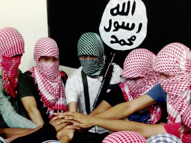 Islamic State,IS in India,IS caliphate