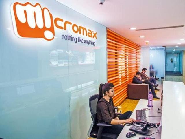 """India's second-largest handset maker Micromax is stepping on the gas, revamping products with """"connected devices and services"""" and expanding to more emerging markets as it aims to become one of the top five global players by 2020"""