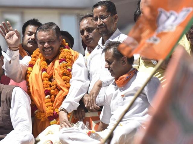 BJP chief,Vijay Sampla,Baisakhi