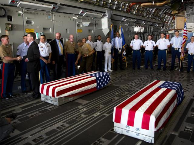 World War II,Repatriation of remains of US personnel from India,Arunachal Pradesh