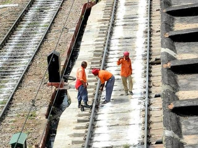 Indian Railways will soon rope in private firms to build 358km of tracks on three stretches at an estimated cost of Rs 3,016 crore.