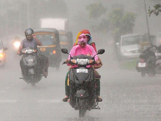 Respect, appreciate and celebrate the monsoon. Don't let the water go waste(Hindustan Times)