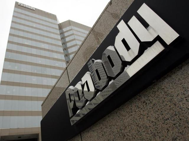 Peabody files for bankruptcy,Peabody Energy Corp,Peabody