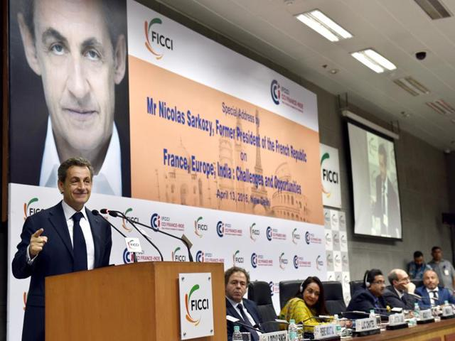 """Difficulties faced by French firms wanting to invest in India must not be underestimated and its rules must be """"fair and visible,"""" Nicolas Sarkozy, former French President and now  Leader of Opposition said, on Wednesday."""