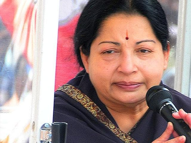 """BJP President Amit Shah on Wednesday accused the Jayalalithaa government of being the """"most corrupt"""" in the country and asked the people to oust it in the May 16 Assembly elections."""