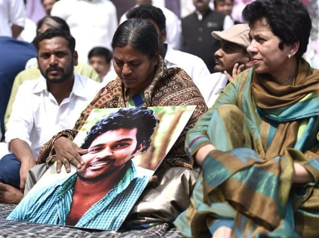 Rohith Vemula suicide,BR Ambedkar,Dalit rights