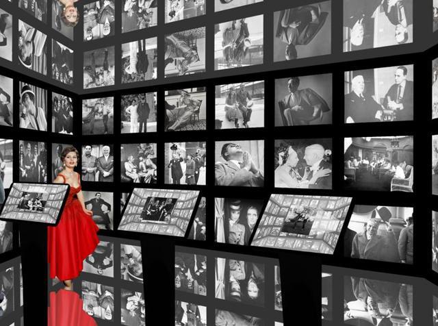 Chaplin's World museum, the Manoir de Ban in Corsier-sur-Vevey. The entertainment museum will then open its doors to the public on April 17.
