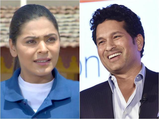 Sachin Tendulkar will not be appearing on TVshow Tamanna.