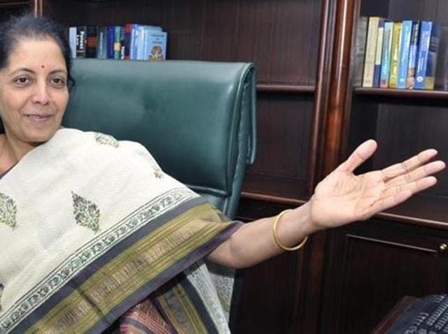 """""""If these capacities are going to be swamped, we can't allow that,"""" Nirmala Sitharaman to HT."""