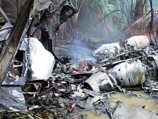 PNG plane crash