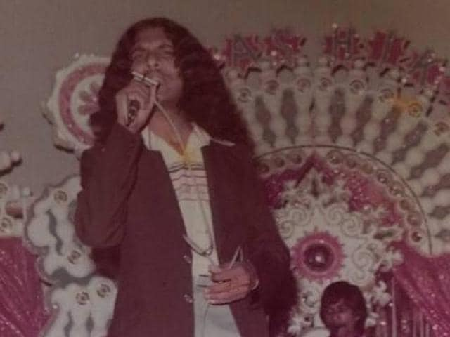Ashok Ramchunder,Indian-origin South African singer Ashok Ramchunder,Ashok Ramchunder Hare Baap Re Baap
