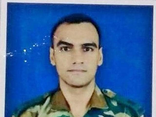 Major Amit Deswal of 21 Para Special Forces killed in encounter with ZUF militants in Manipur.