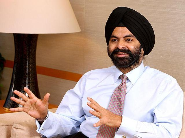 Ajay Banga is one of the nine members of Commission on Enhancing National Cybersecurity appointed by Obama, a White House announcement said.