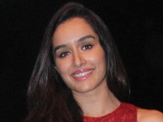 Shraddha Kapoor,Baaghi,Tiger Shroff
