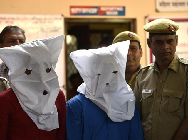 Delhi Metro heist