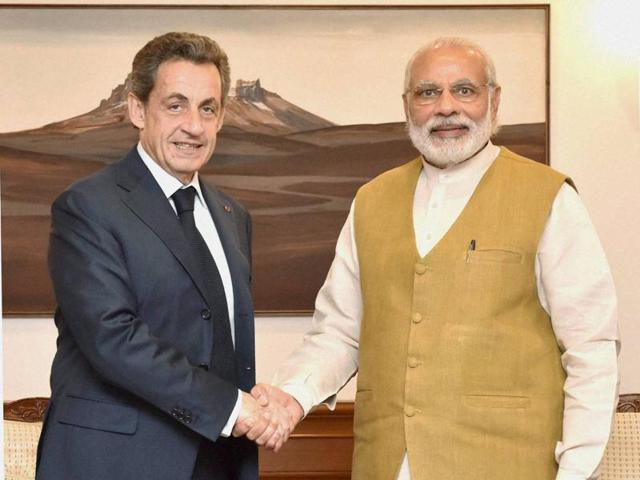 Indo-France ties,Indian and France relationship,Nicholas Sarkozy