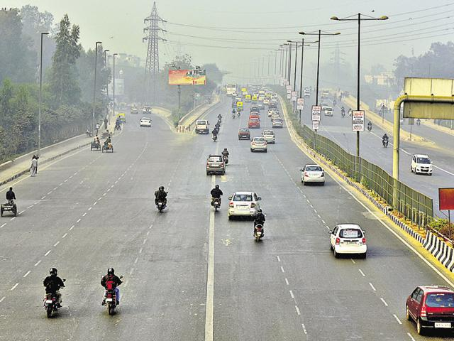 The road rationing scheme had managed to reduce traffic on some of Delhi's busiest stretches in the first phase.
