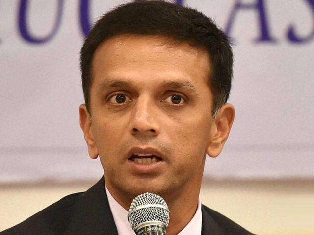 Sunil Gavaskar,Rahul Dravid,BCCI