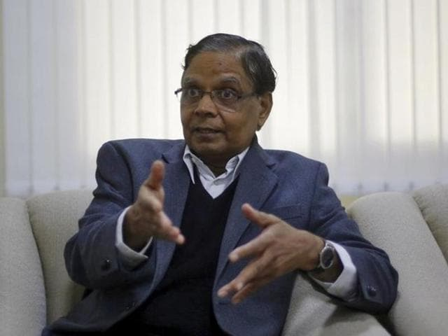 Arvind Panagariya told Niti Aayog will identify PSUs for strategic sale as the government aims to collect Rs 56,500 crore through disinvestment in PSUs this fiscal.