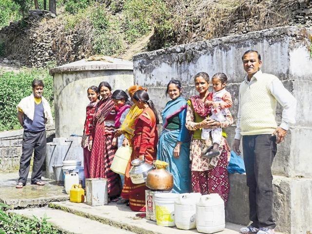 Dehradun,Uttarakhand,Drought