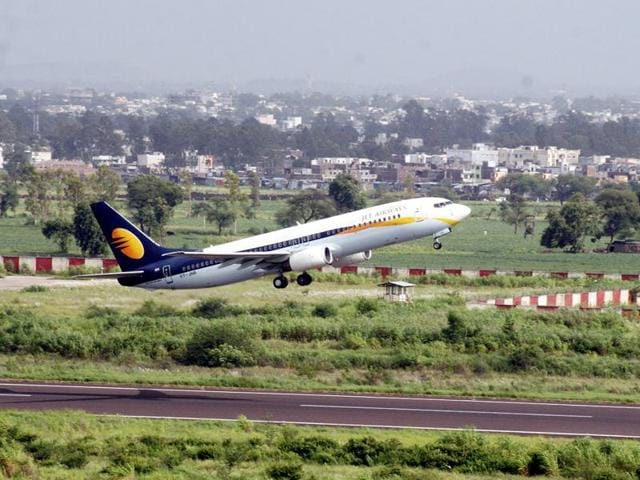File photo of the Indore airport.