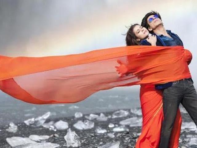 Shah Rukh Khan,Dilwale,Gerua