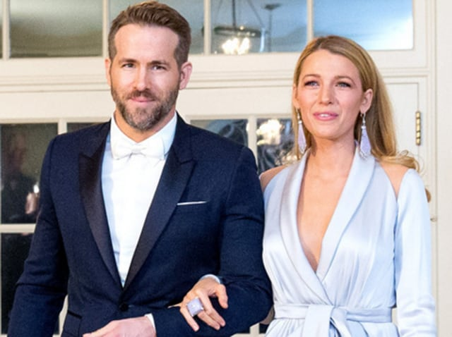 Ryan Reynolds and Blake Lively are expecting their second baby.