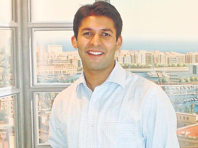 Rohan Verma, executive director of MapmyIndia.