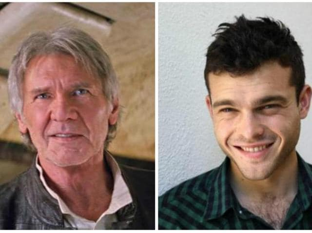 Alden Ehrenreich might just be about to bag the Han Solo gig.