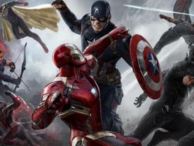 Captain America Civil War,Civil War,Captain America Civil War Reviews