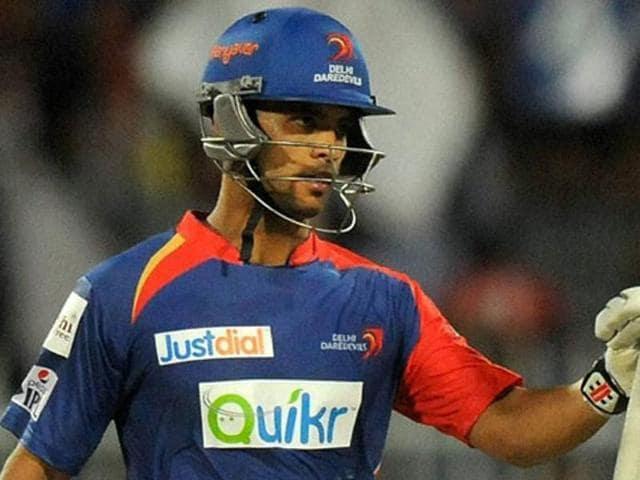 A file photo of Delhi Daredevils player JPDuminy.