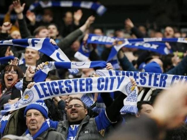 From relegation certainties a year ago to seven points clear at the top,  Leicester's turnaround has become one of the most talked-about stories in world sport.