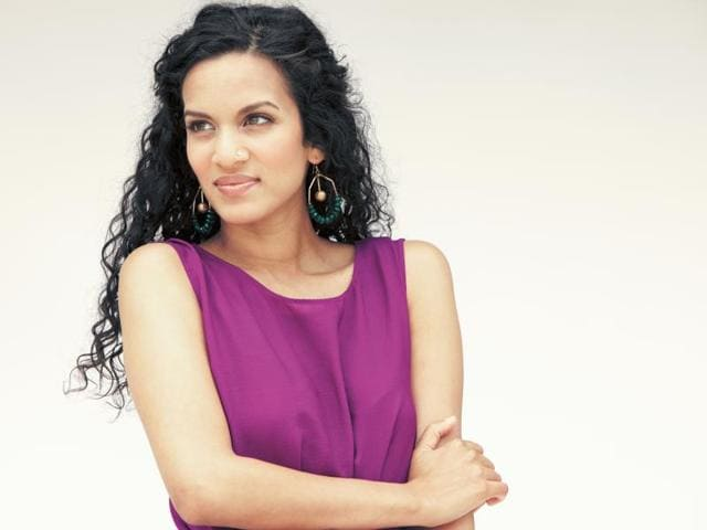 """""""As a mother, having to see the amount of unaccompanied children, or those who have to go through such a horrific journey, is wrong,"""" says Anoushka Shankar."""