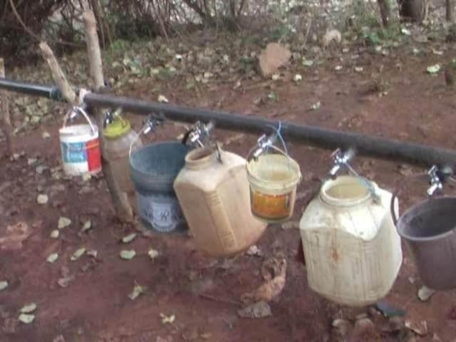 Dalit women were denied access to drinking water from taps connected to a tube-well in Barahwi village of Betul district on Thursday.